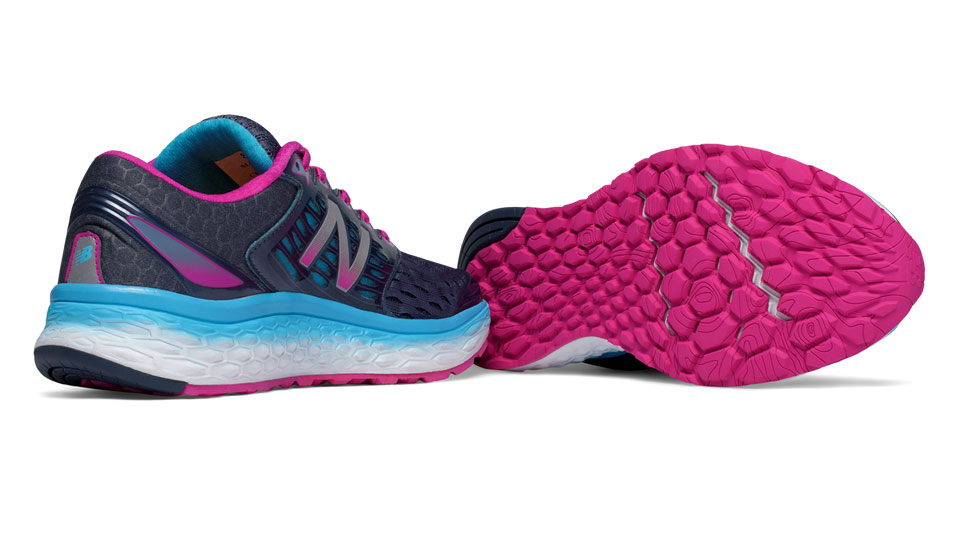 New Balance Fresh Foam 1080 Women Thunder with Bayside