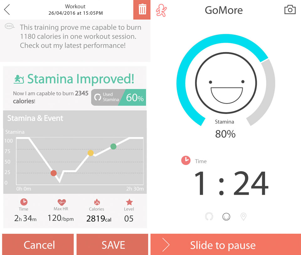 Worried About Your Stamina? Put this GoMore Sensor on Your Wish List