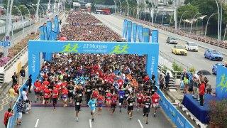 J.P. Morgan Corporate Challenge Singapore 2016 Post Race