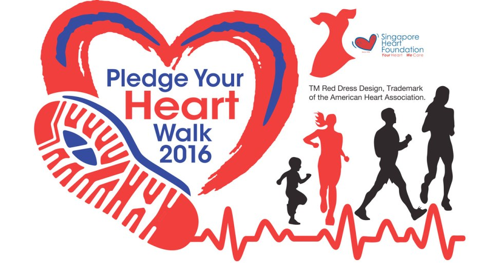Pledge Your Heart Walk 2016