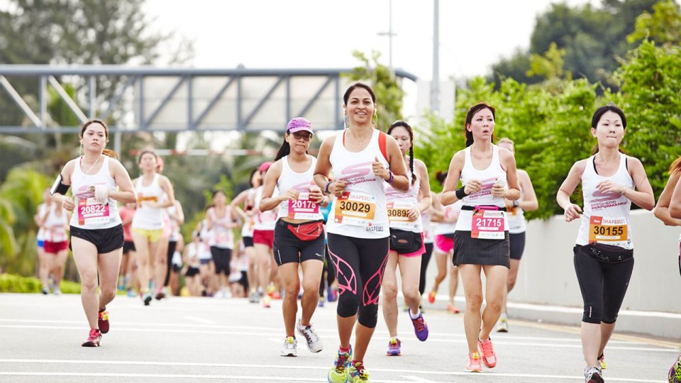 Shape Run 2016 Singapore