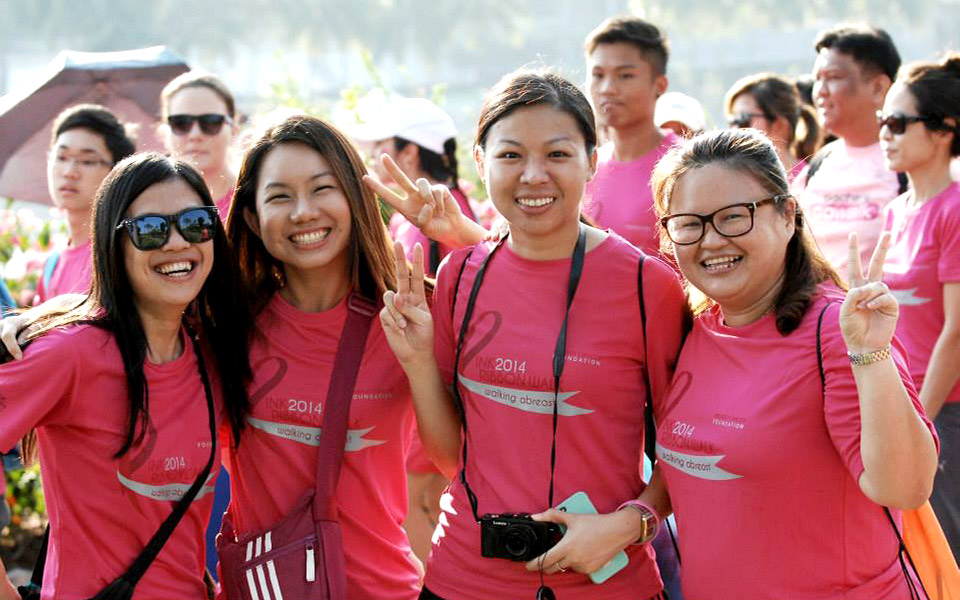 How Important Are Charity Runs and Walks to Singapore?