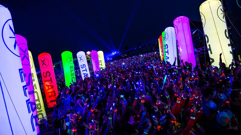 Electric Run Recharged 2016