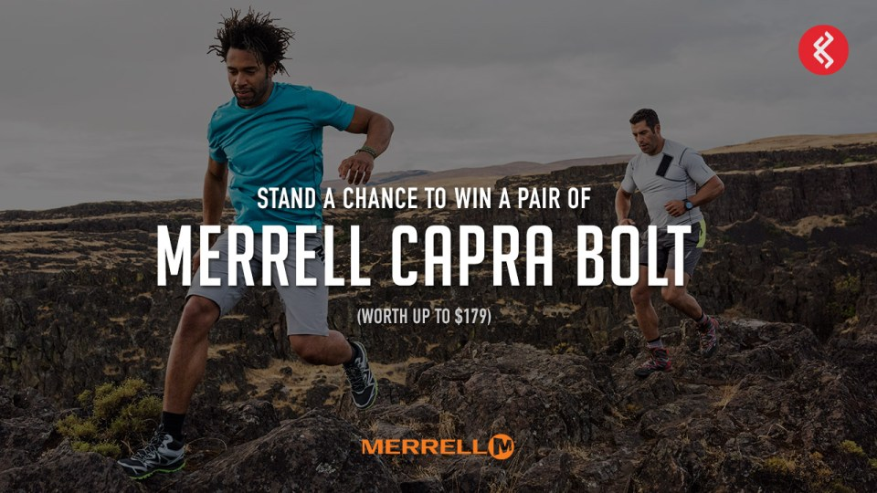 Merrell Capra Bolt: Win a Pair Today!