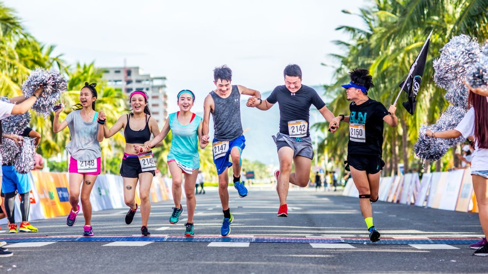 The Clock's Ticking—Time to Run DaNang's International Marathon!