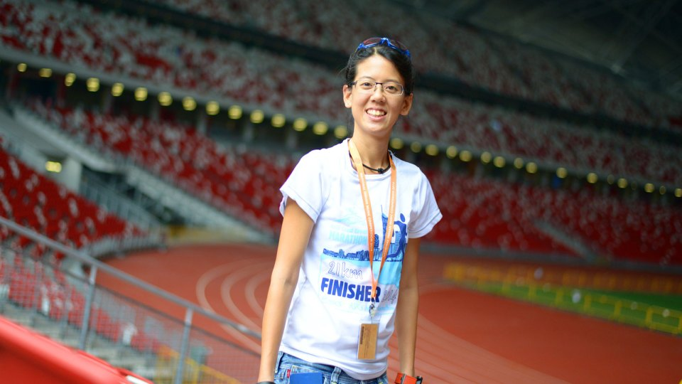 Serene Yang: Running is Both Work and Play to This Dedicated Athlete