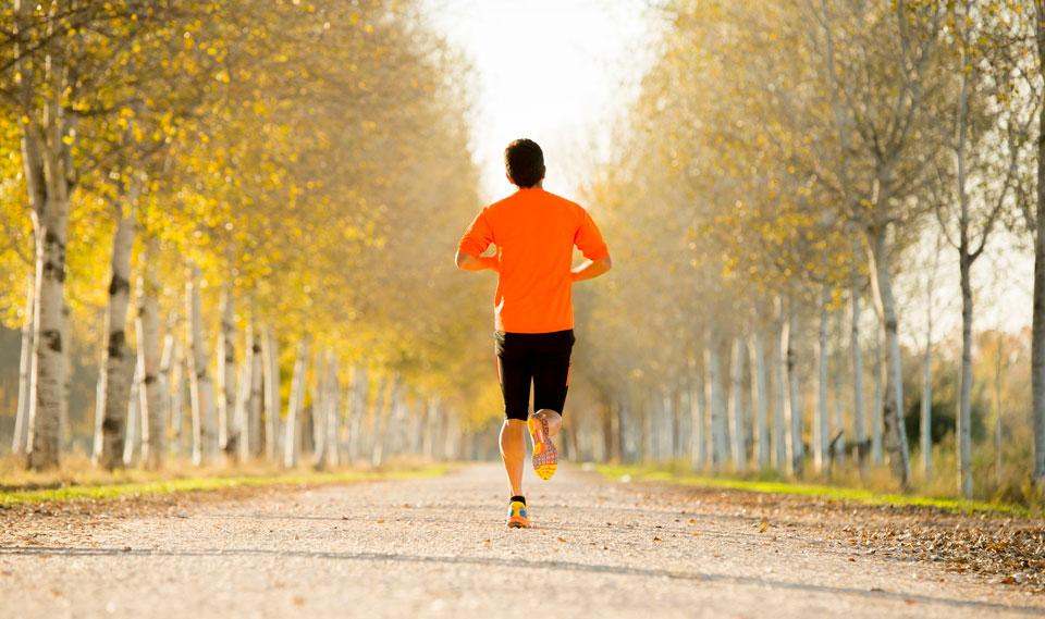 Sure, I'm Crazy—But Running Keeps me Sane!