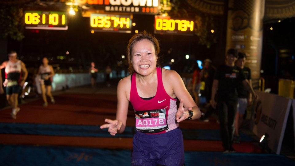 Sakiko Matsumoto: She's Been Running and Winning Since She Arrived Here!