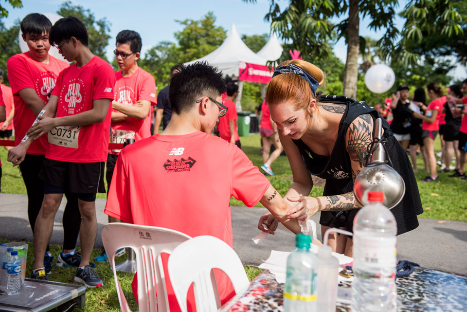 New Balance Run On Race 2016: Greater Heights In Its Second Year
