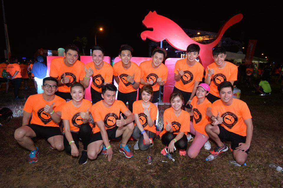 PUMA Night Run Singapore 2016 Race Report: Explore the Less Trodden Part of Singapore