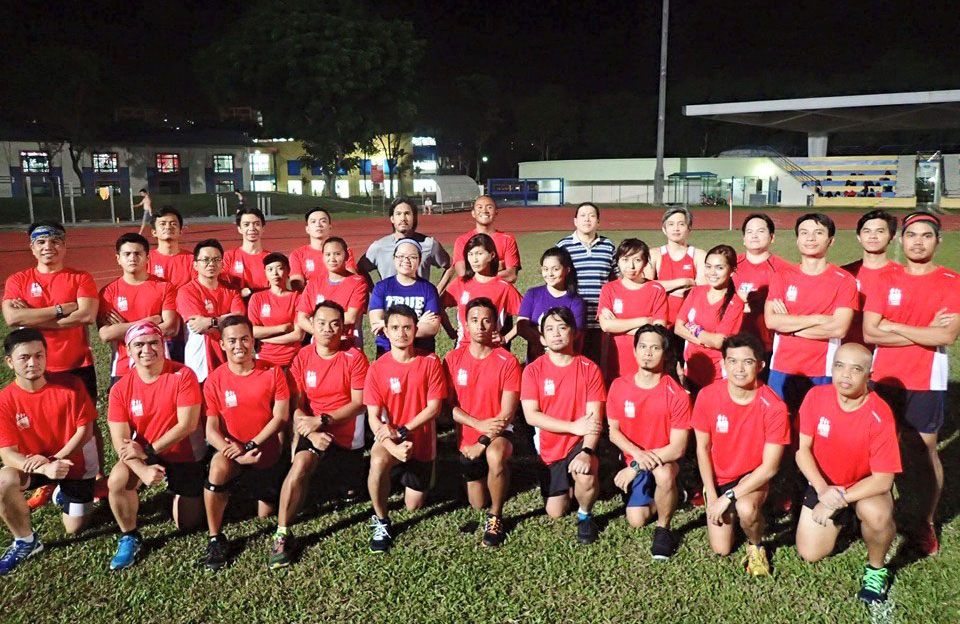 Meet the Pinoy-Sg Runners: A Club Dedicated to More Than Just Running