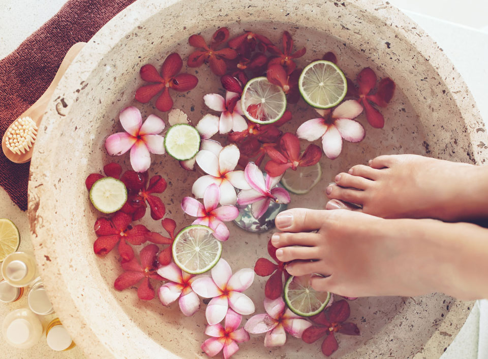 Got Stinky Feet or Athlete's Foot? We Can Help!