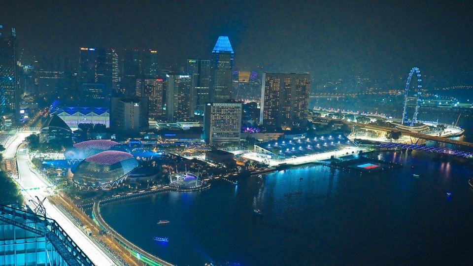 Sky Grandé Prix 2016: Rev Up at Singapore's Biggest F1 After Party