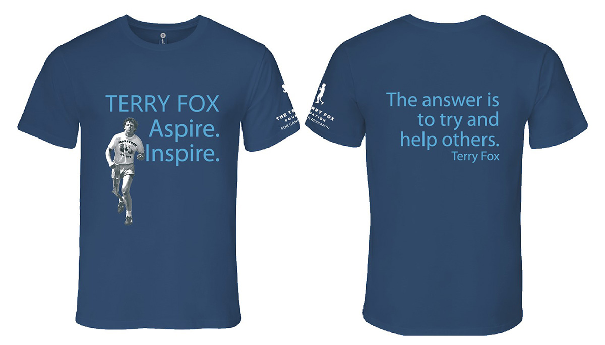 Terry Fox Run Singapore 2017