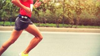 The Diderot Phenomenon of Running