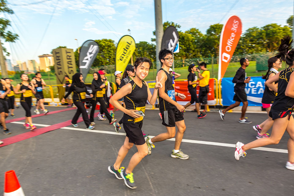 2XU Compression Run 2017: It's the Luckiest Race in Town
