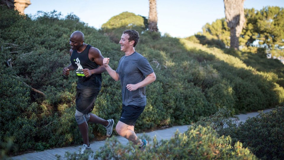 9 Famous Celebrities Who Run to Inspire You