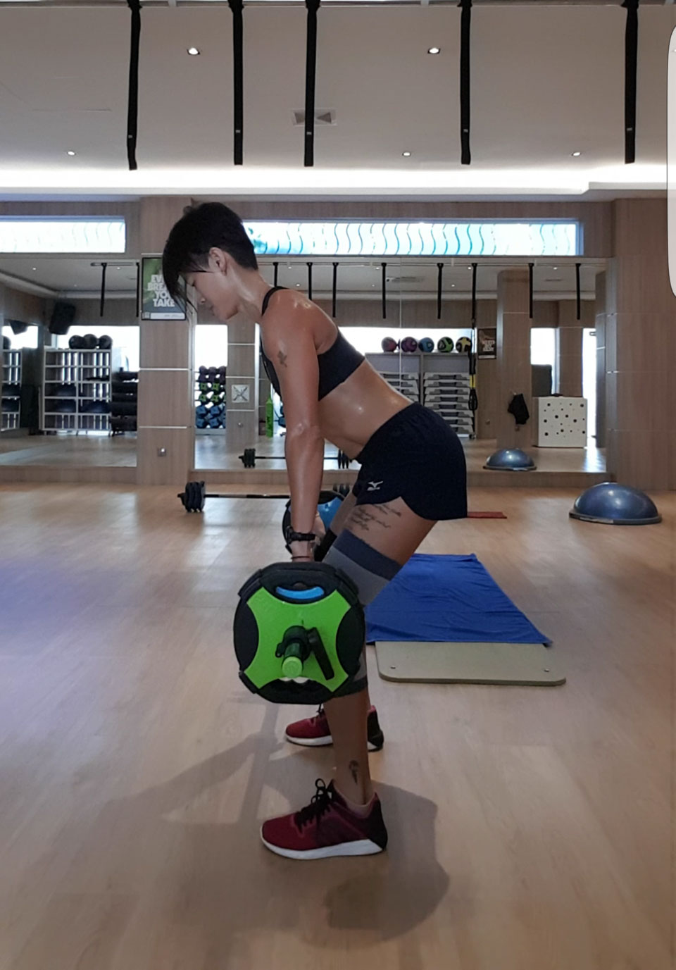 Eileen Lui's Awesome Fitness Program Part 3 (Final)