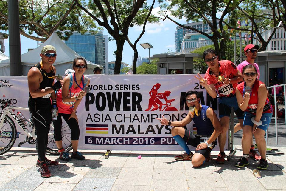 Feel The Power at Asia's Premier Duathlon: Powerman Malaysia 2017