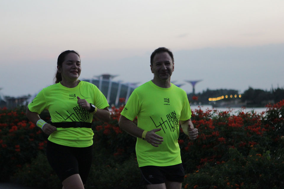 Do You Have What it Takes to Run for Light in 2017?