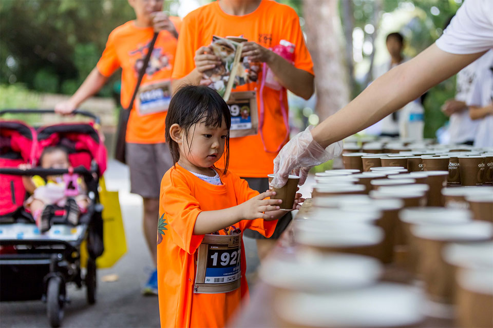 Want to Run with Wild Animals? Take Your Kids to Safari Zoo Run 2017!