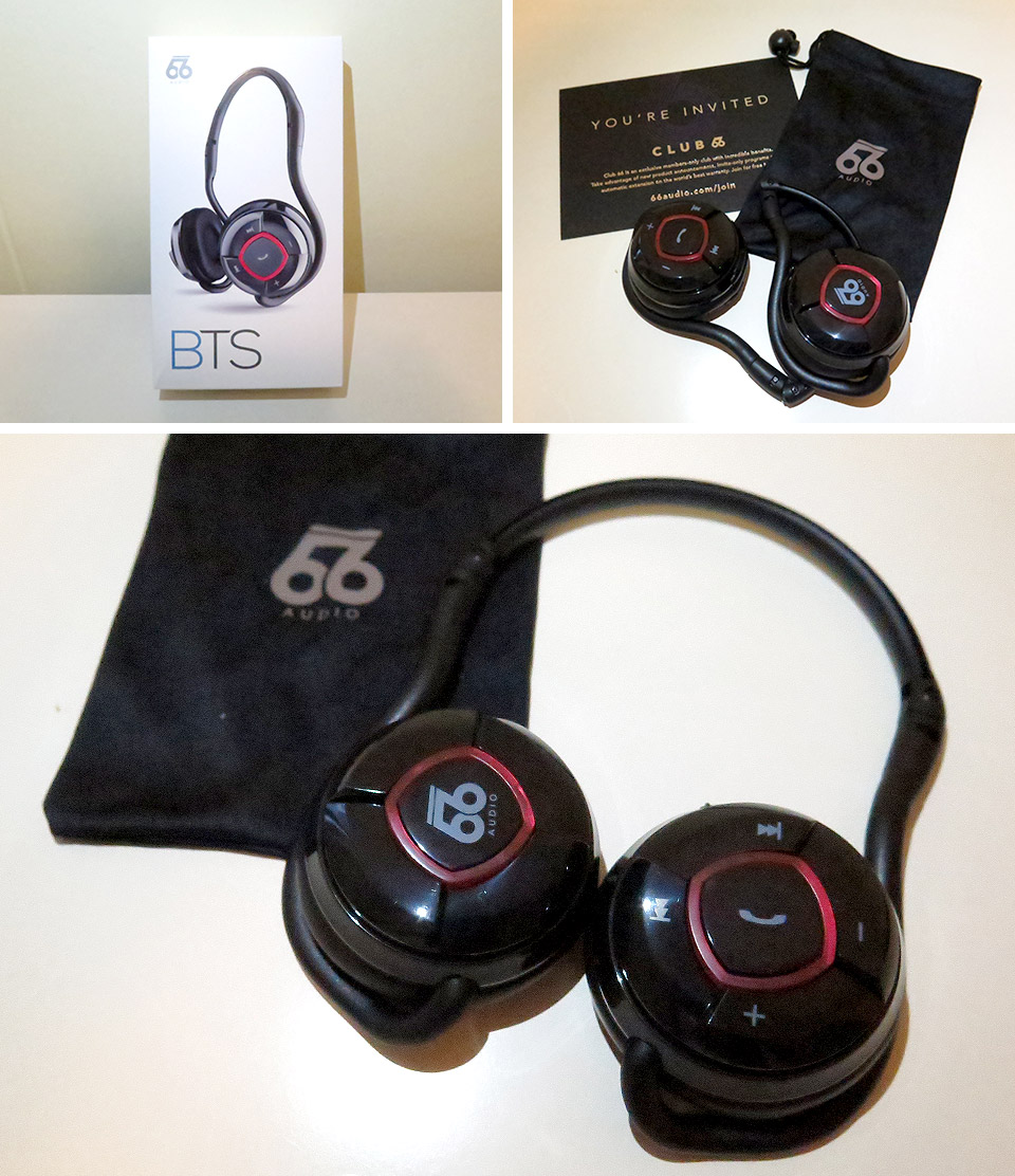 66 Audio Head Gear: The Future of Sound Technology?