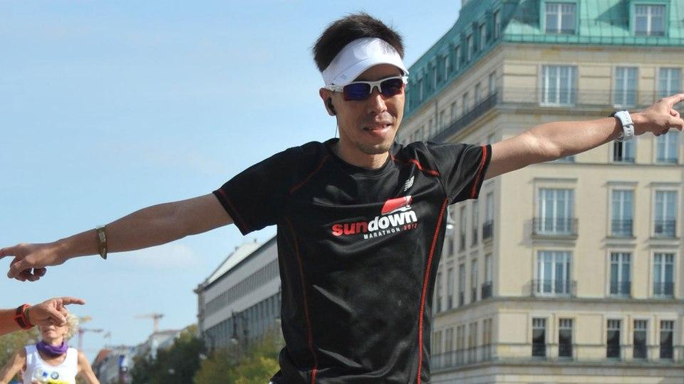 Meet Clement Woon; Lucky #7 on Sundown Marathon Singapore Legends List