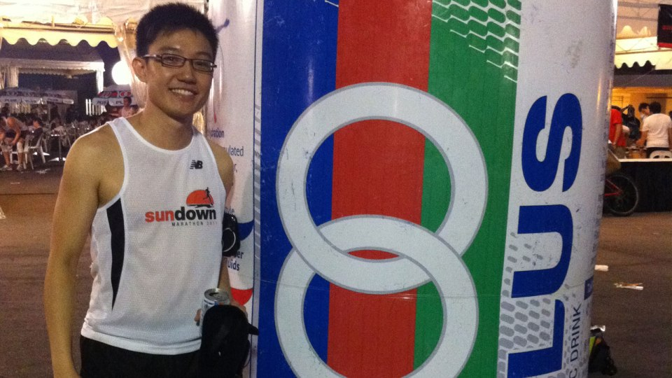 Andy Li Yin Jie Joins Our Elite Club of Loyal Sundown Marathoners at Position #8!