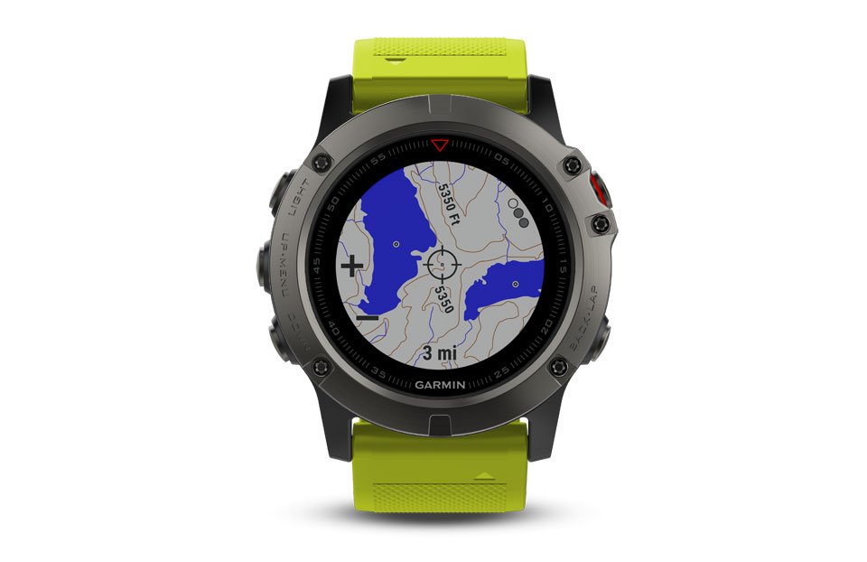 Athletes Come in All Sizes and Styles, So Does Garmin fēnix 5