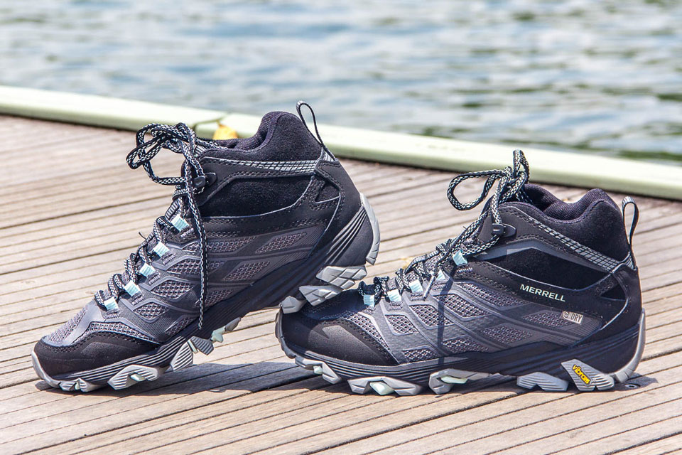 merrell moab fst womens waterproof hiker price