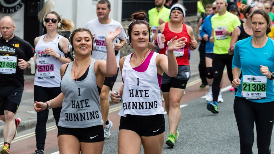 8 Reasons Why I Will Never, Ever Take Part in a Running Event!