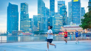 How Will The Running Scene in Singapore Be in 2017?