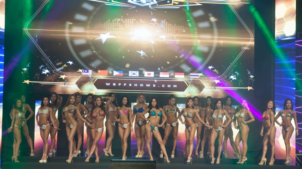 Showcase Your Hard Work at the World Beauty Fitness and Fashion