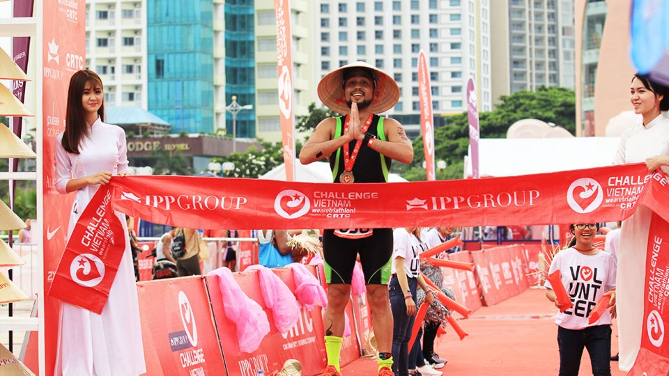 History. Hustle. Happy Endings: All Yours at Challenge Vietnam 2017