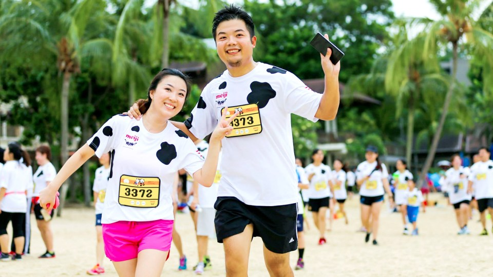 Why You Should Consider Earning Your PB in Meiji Run 2017