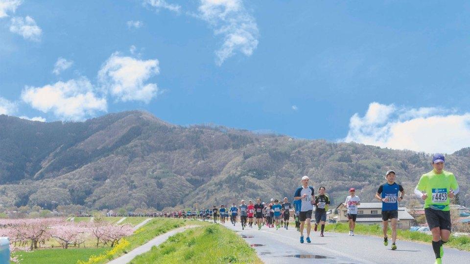 19th Nagano Marathon 2017: A Celebration of The Olympic Spirit