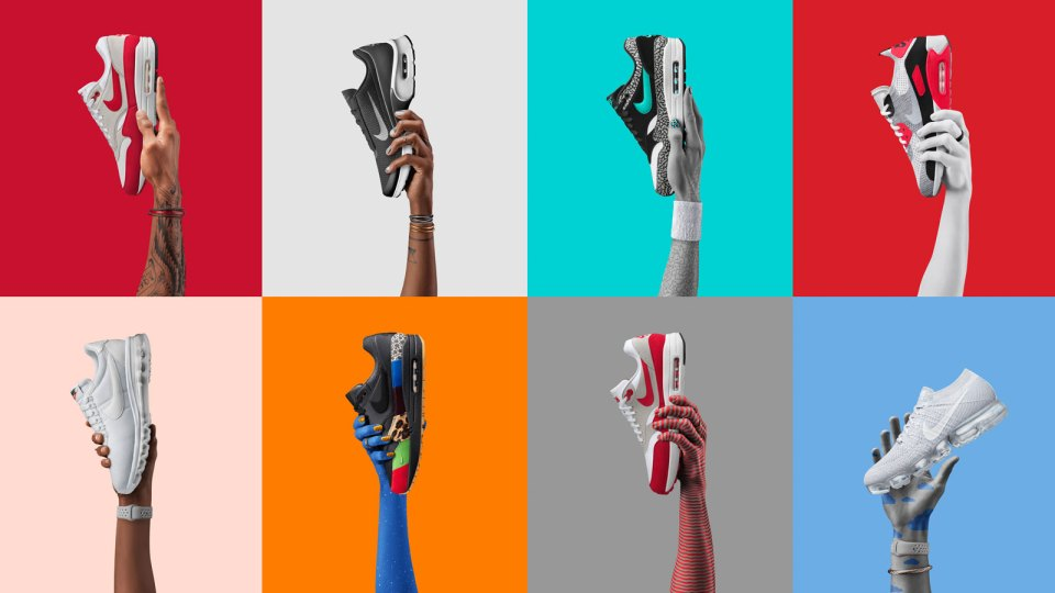 Nike Celebrates 30th Anniversary of Air Max and Releases Air Max Day Collection Next Month