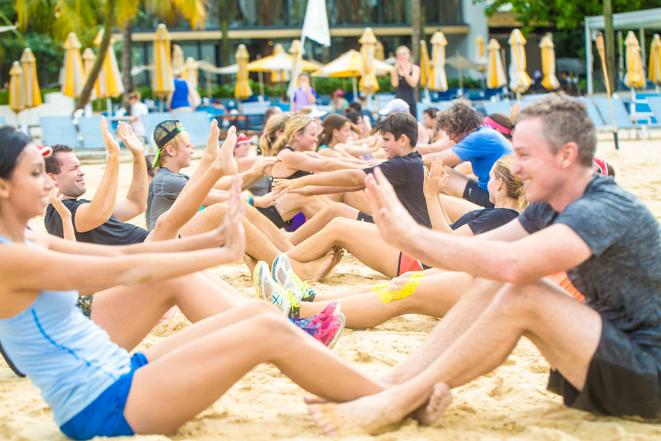 Can You Survive a Weekend of Fitness Marathon at FitnessFest?
