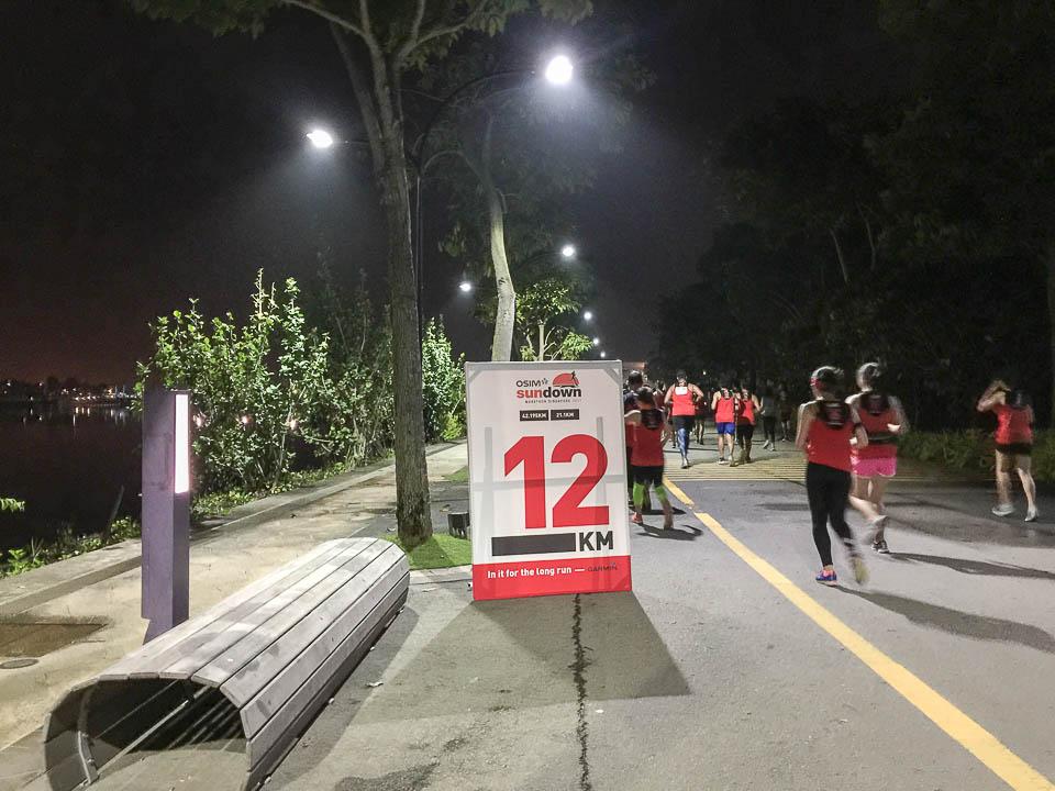 OSIM Sundown Marathon 2017 Race Review