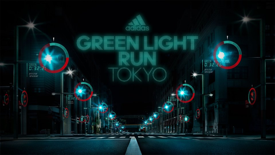 Green Light Run Tokyo: A Unique Marathon Experience by adidas Japan