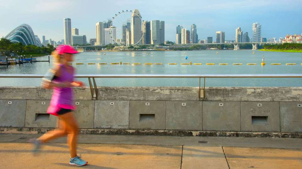 How to Start Running in Singapore Easily