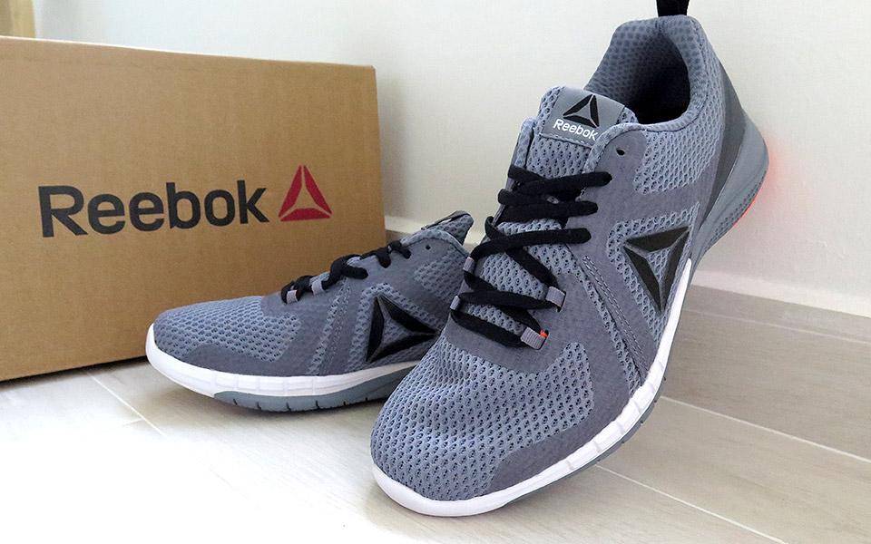 Reebok Print Run 2.0: A Running Shoe Made Just for Me
