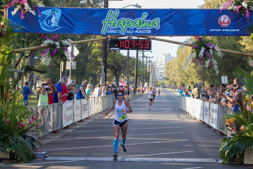 Hapalua 2017: Record Number of Runners for Hawaii's Half Marathon
