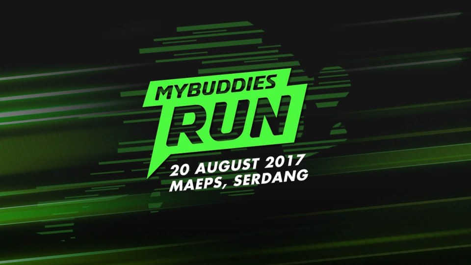 myBuddies Run 2017