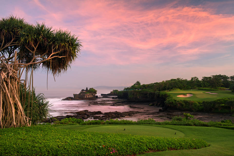 5 Reasons Why You Should Run at Bali's Most Beautiful Golf Course