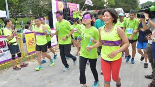 Runninghour 2017 Saw Increased Support for Special Needs Community