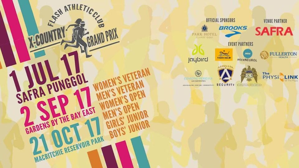 Flash X-Country Grand Prix 2017 - Event 2