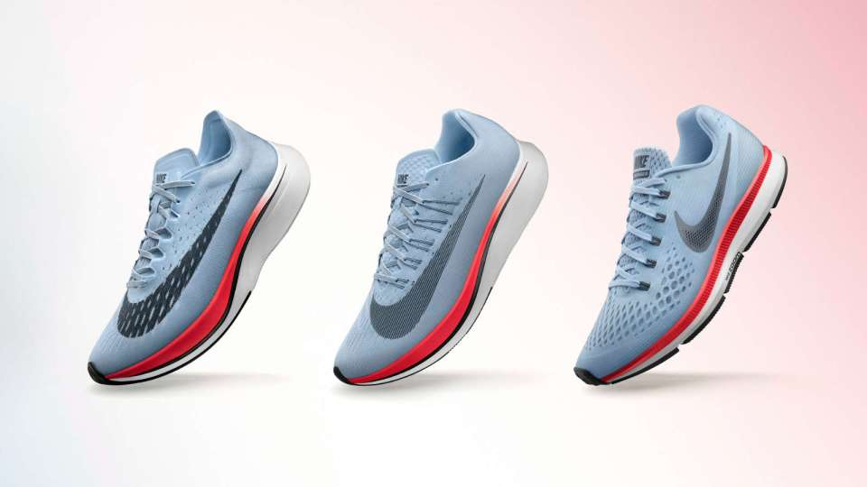 Nike Redefines Fast Running with Three New Training and Racing Shoes
