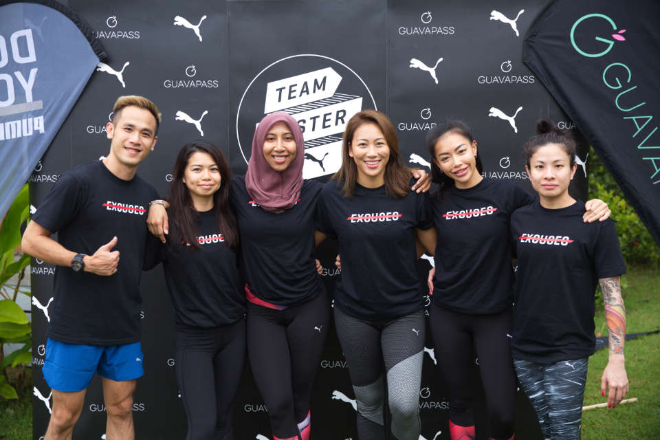 PUMA Introduces Team Faster