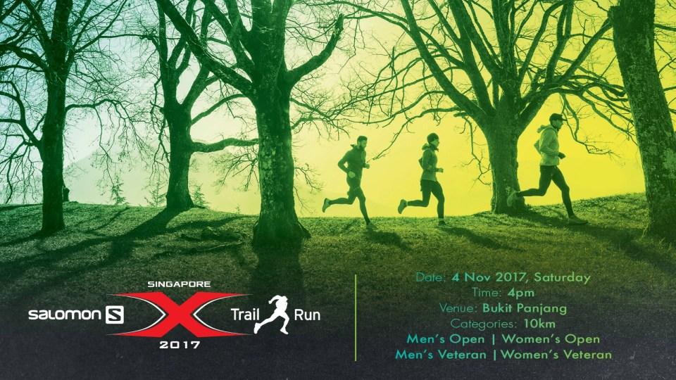 Salomon X-Trail Run 2017 Singapore